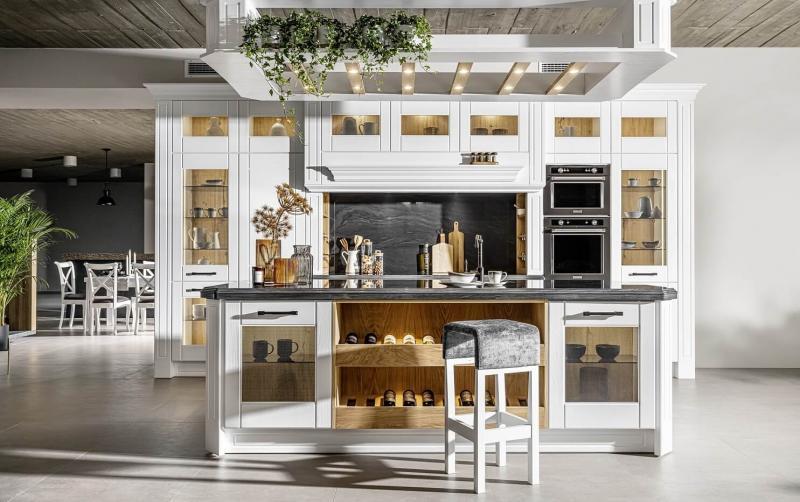 Drewniana kuchnia - jak stworzyć naturalne i przyjazne wnętrze?