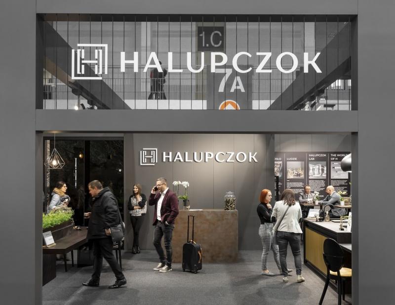 Kuchnie Halupczok na targach Meble Polska 2020