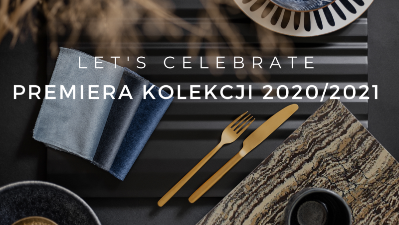 Premiera 2020/2021 kolekcji meblowych Halupczok