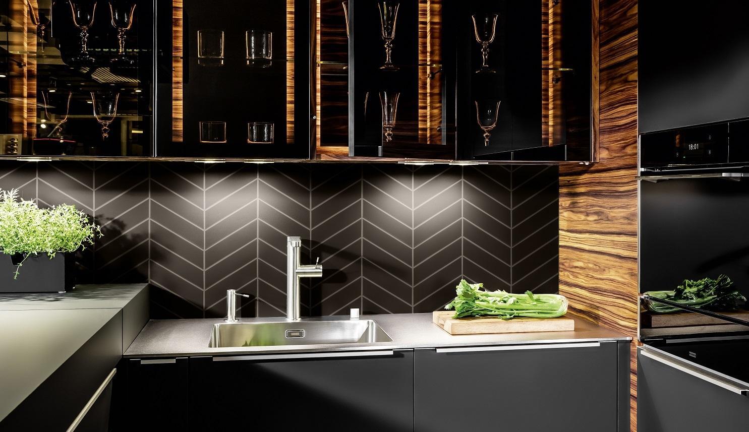 Płytki w nowoczesnej kuchni- sposób na aranżację modnego wnętrza