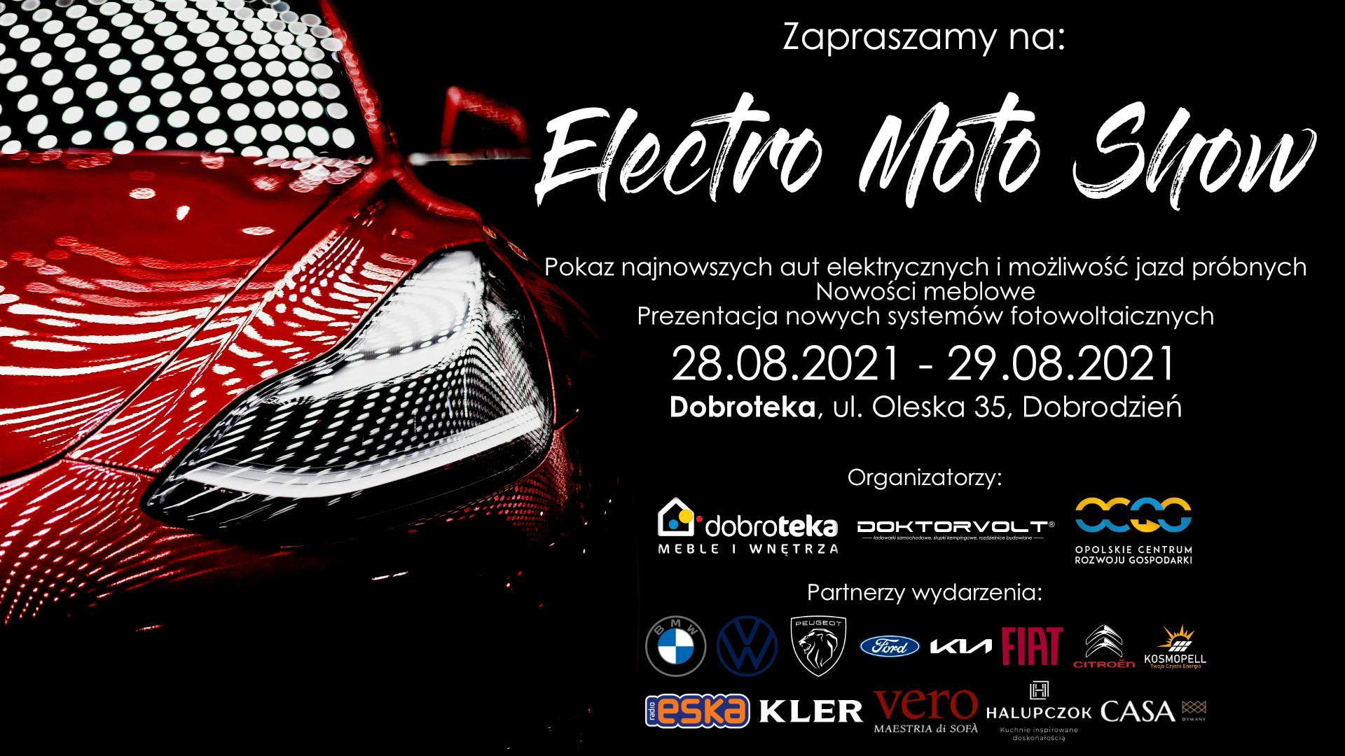 Kuchnie Halupczok na Electro Moto Show